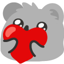 :blobkoala_heartcute: